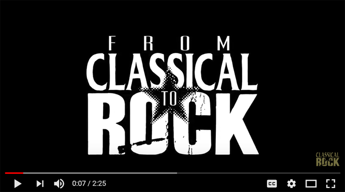 From Classical to Rock Youtube Channel